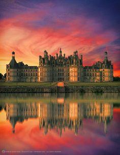 Chambord Castle, France