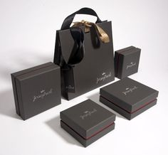 Box packaging example