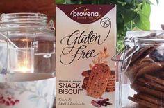 Provena Gluten Free Snack Biscuits, Oats & Dark Chocolate