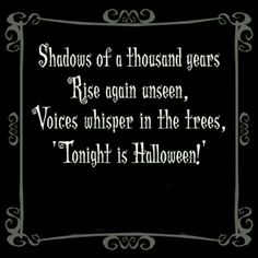 All Hallows Eve..... I love the old vintage stuff! Can't get enough! Thank-you, Lynn (4/23/15)