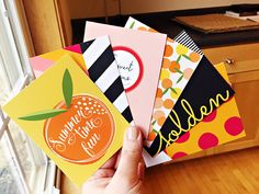 "Free ""Sweet Citrus"" --> The cutest pocket page cards from Christine Middlecamp – https://drive.google.com/file/d/0B8vDcVAeh1WeRVNDdEtKTEpEd2M/view"