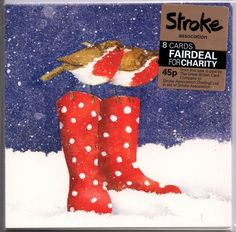 Stroke Association, Charity Christmas Cards