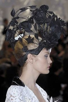 Couture Headdress