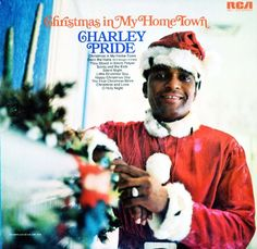 Charley Pride Christmas in My Home Town Album Cover