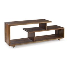 """You'll love the Carrasco Solid Wood 60"""" Console TV Stand at Wayfair - Great Deals on all Furniture products with Free Shipping on most stuff, even the big stuff. Space Furniture, Home Furniture, Modern Furniture, Furniture Removal, Tv Stand Decor, Solid Wood Tv Stand, Tv Stand Console, Design Typography, Entertainment Center"""