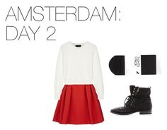 Amsterdam: Day 2 by skittlebug1 on Polyvore featuring Alexander McQueen, Line, H&M and Sam Edelman