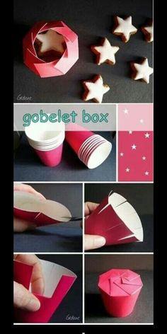 Gobelet box