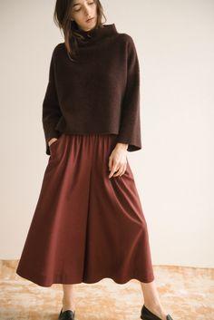 Rhoi F/W 15  women fashion outfit clothing stylish apparel @roressclothes closet ideas