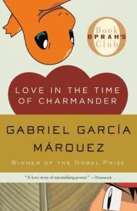 Pokemon book titles - Love In The Time of Charmander