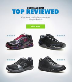 1b1c1520a247 KURU s Top Reviewed Shoes for Men and Women