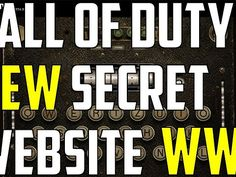 CALL OF DUTY NEW SECRET HIDDEN WEBSITE FOR WW2 SECRET CODES so a website was found today inside the call of duty website which is linked to ww2 the new game coming out in November 3rd now i dont know the codes for it so will be making a new video of all the codes and what we can find out why this was added into call of duty if you know any codes drop them in the comment section and we will try them out and see what we can find inside this mystery website<br><br>Please Hit The Like…