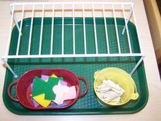 Little Laundry Activity