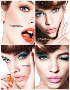 Enhance your makeup look with L'Oréal Paris. From full coverage foundation, bb cream, eyeliner to liquid lipstick, browse the wide variety of makeup online. Beauty Skin, Beauty Makeup, Hair Beauty, Miss Candy, Retro Makeup, Beauty Companies, Face Photography, Cosmetic Packaging, Loreal Paris