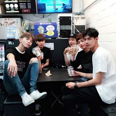 #trying : Korea's Next Top Model Boys