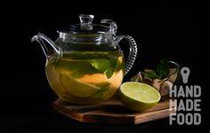 Мохито чай с ромом. Handmadefood