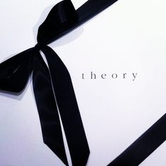 the gift of theory.