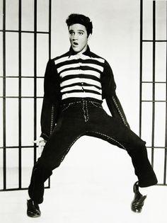 Elvis Presley in 'Jailhouse Rock' (1957)
