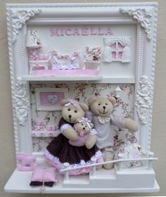 Porta Maternidade Micaella