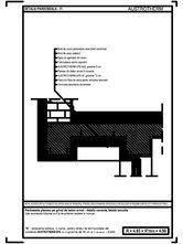 Pardoseala planseu pe grinzi de beton armat - detaliu consola, fatada tencuita AUSTROTHERM Basement, Projects To Try, Floor Plans, Company Logo, Storage, Purse Storage, Root Cellar, Larger, Basements