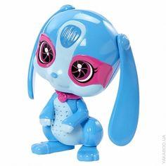 Животные-шпионы Шпионская история Голубой заяц Barbie Mattel (DHF12-1) - купить товары для детей и мам в Киеве, бесплатная доставка по Украине при заказах от 350 грн   Интернет-магазин Yakaboo.ua