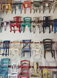 Chair display