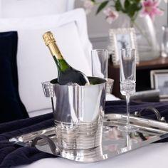 Montgomery Wine Cooler - Ralph Lauren Home Barware - Ralph Lauren UK