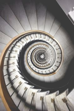 Free stock photo of stairs, steps, railing, spiral