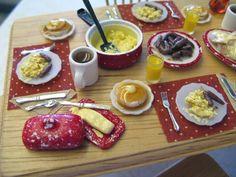Pancake Breakfast - Pamela J Minis