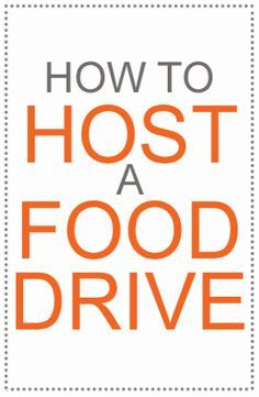 How to Host a Food Drive Food drives, big and small, are a great way to get involved in your community and lend a hand to your local food bank. Food Bank, A Food, Canned Food Drive, Community Service Projects, American Heritage Girls, Student Council, Thinking Day, Helping Others, Self Service