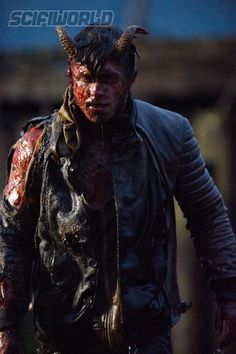 Daniel Radcliffe Looks Bloody Terrifying In New Set Of Stills From HORNS *SPOILERS*