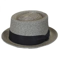 c1852c21 Waits Sewn Braid Straw Pork Pie Hat alternate view 8 Straw Pork Pie Hat,  Braids
