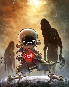 Leo Ortolani - Copertina Rat-Man Collection 65 (Colori Larry)