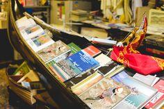 La librairie Acqua Alta de Venise. http://lesptitsmotsdits.com/librairie-acqua-alta-venise/