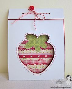 Paper Made Bakery: For a Berry Special Occasion