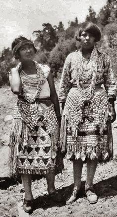 Yurok Indian Women