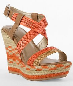 'BKE Sole Cammi Sandal'  #buckle #shoes #wedges  www.buckle.com