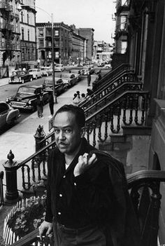 Langston Hughes in Harlem!