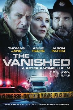 The Vanished Jason Patric, Thomas Jane, Latest Movies, New Movies, Movies To Watch, Police Crime, Peter Facinelli, Cinema, Amazon Prime Video