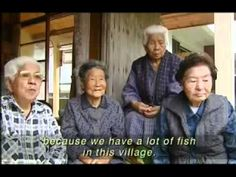 Explanation on why Okinawans have highest number of people who live to be 100 or more and be healthy and active. Interesting film