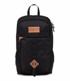JanSport Hawk Ridge Backpack - Black