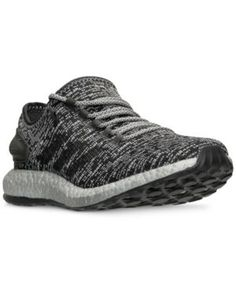 4542e82f767 adidas Men s Pure Boost Ltd Running Sneakers from Finish Line - GREY SILVER  10.5 Pure