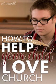 As a mom, helping my kids grow in Christ is a priority. I want to make sure I am doing everything possible to help them love church. These simple ideas are a great start!