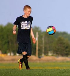 Soccer..Train Hard...Play Hard...Inspire Others.....And  Have Fun