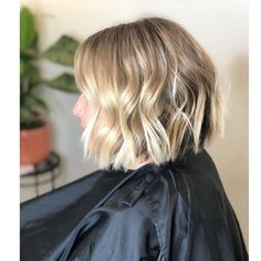 Layered hair is great but there is something about a blunt cut that just works. Having your hair all the same length can really make it easier to styl... Blunt Cuts, Bob Cuts, Layered Hair, Blunt Hairstyles, Your Hair, Short Hair Styles, Bob Styles, Wedge Bob Haircuts, Short Hair Cuts
