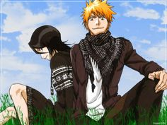 beautiful day Ichigo x rukia