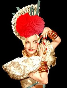 'The Gang's All Here' Carmen Miranda sings the classic song, Paducah