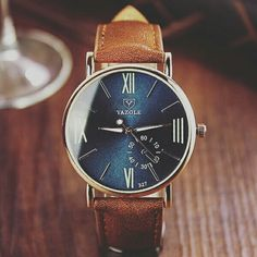 Yazole Mens Watch ⌚ www.trialtrader.com ~ Free Worldwide Shipping 🚛🌎