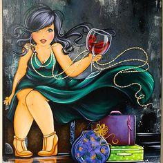*Isabelle Desrochers artiste peintre | Porte-folio