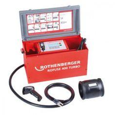 Rothenberger Rofuse 1200 Turbo Elektrofüzyon Kaynak Makinası