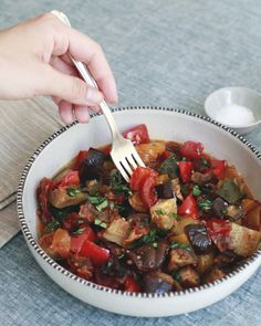 Ratatouille, the classic French vegetable stew, is a perfect candidate for this hands-off cooking method.